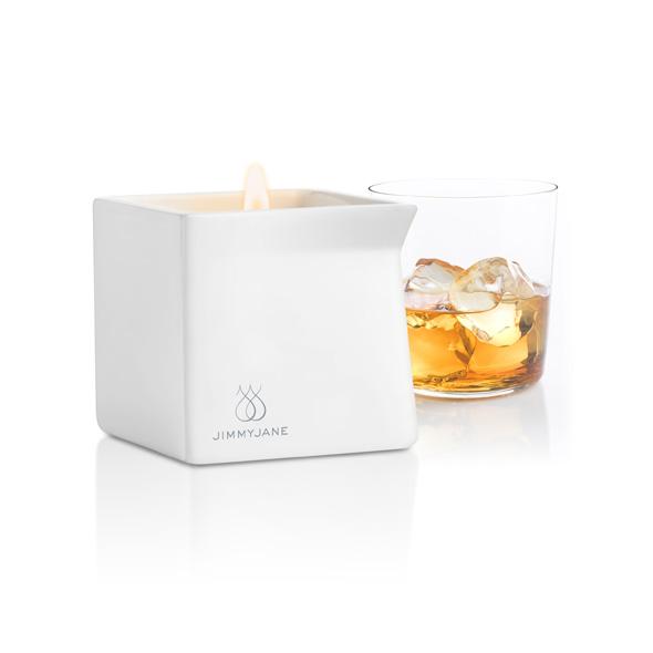 Jimmyjane - Afterglow Massage Candle Bourbon