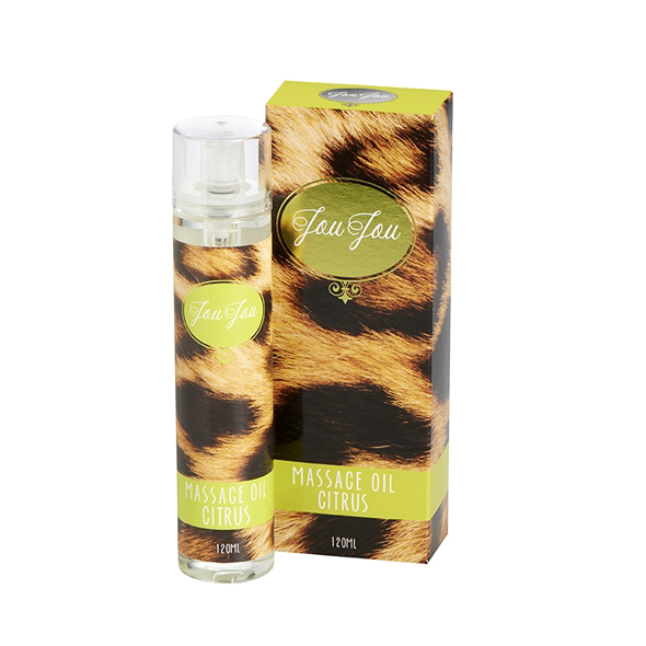 Jou Jou - Massage Oil Citrus