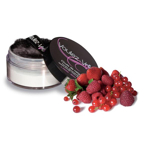 Voulez-Vous... - Edible Body Powder Red Fruits