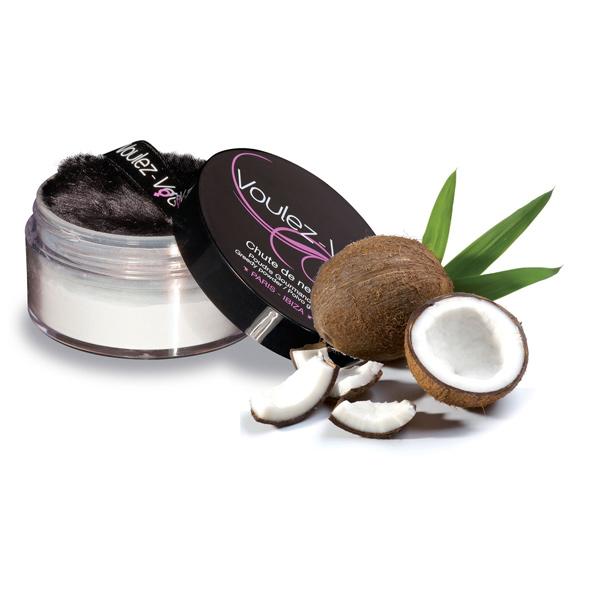 Voulez-Vous... - Edible Body Powder Coconut