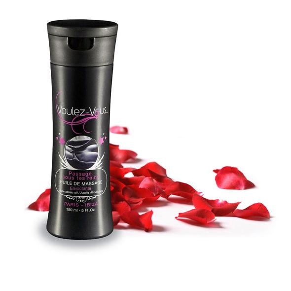 Voulez-Vous... - Massage Oil Rose Petals