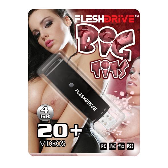 FleshDrive - Big Tits: volume 1