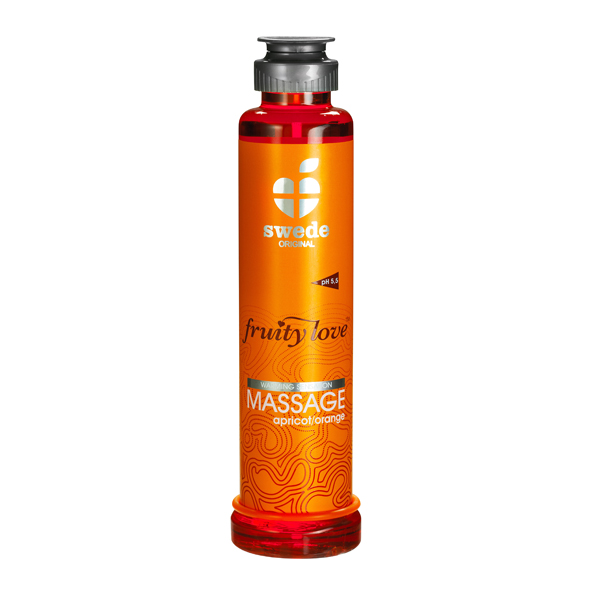 Swede - Fruity Love Massage Apricot/Orange 200 ml