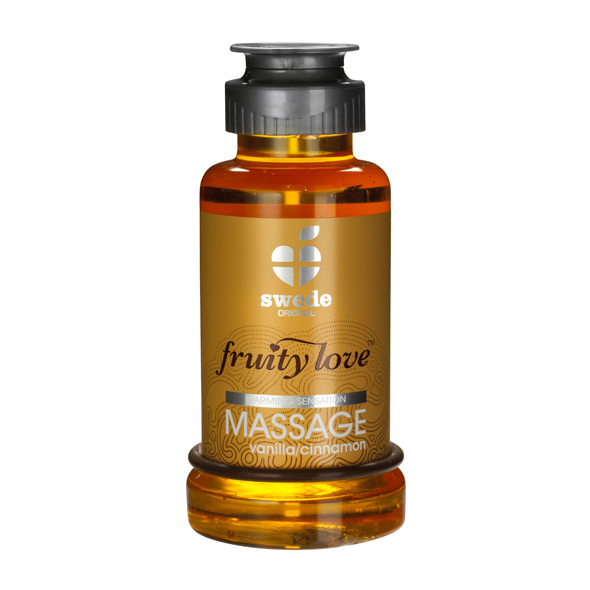 Swede - Fruity Love Massage Vanilla/Cinnamon 100 m