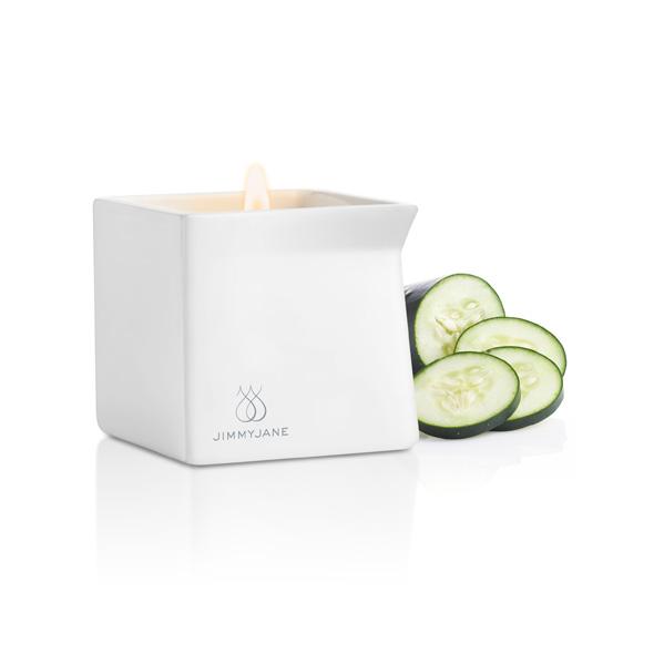 Jimmyjane - Afterglow Massage Candle Cucumber Wate
