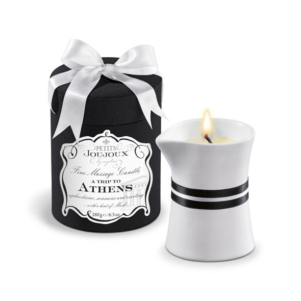 Petits Joujoux - Massage Candle Athens 190 gram