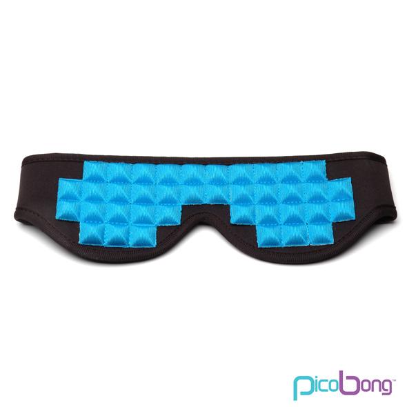 PicoBong - See No Evil Blindfold Blue
