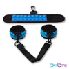 PicoBong - Resist No Evil Cuffs Blue