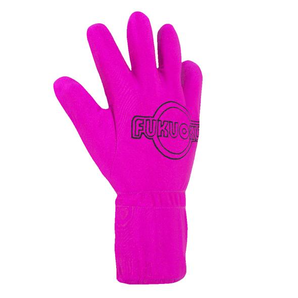 Fukuoku - Massage Glove Right S/M Pink