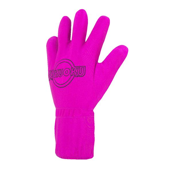 Fukuoku - Massage Glove Left S/M Pink