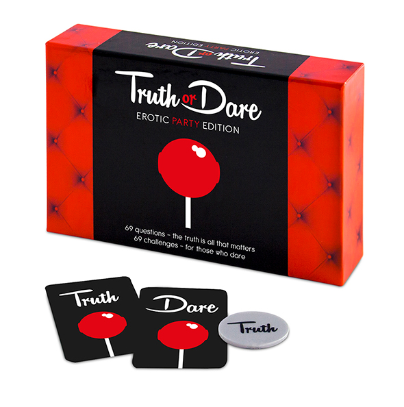 Truth or Dare Erotic Party Edition (EN)