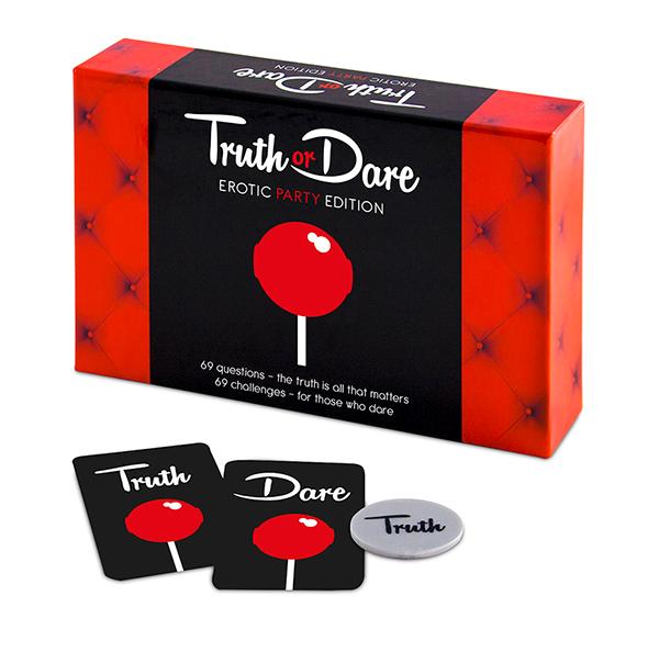 Truth or Dare Erotic Party Edition (EN)