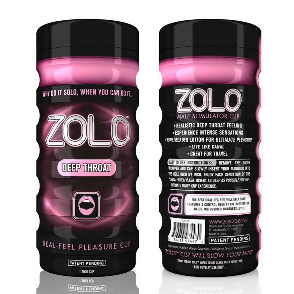 Zolo - Cup Deep Throat