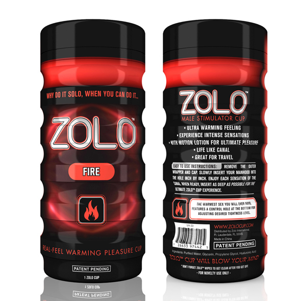 Zolo - Fire Cup