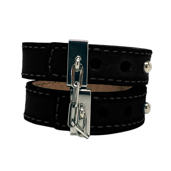 Crave - Leather Cuffs