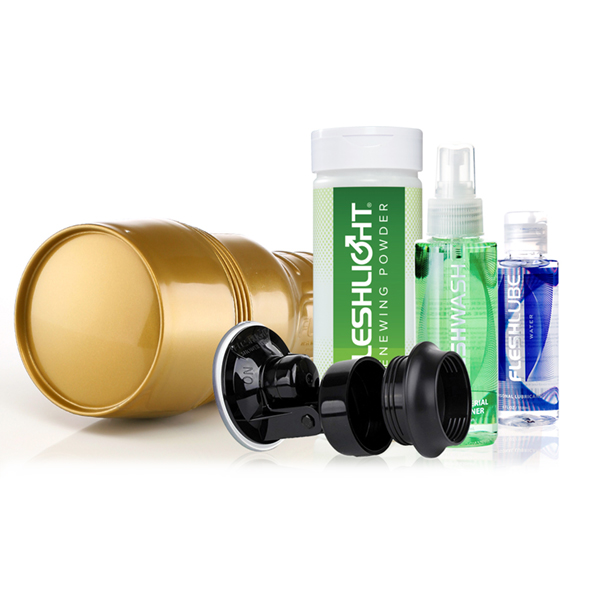 Fleshlight - Stamina Training Unit STU Value Pack