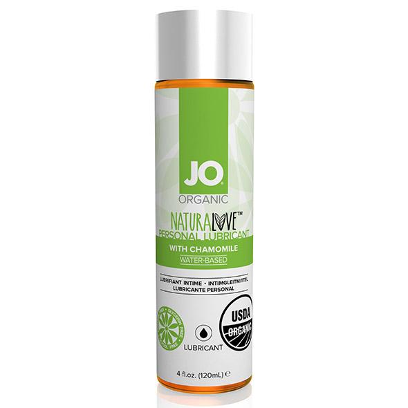 System JO - Organic NaturaLove Lubricant 120 ml
