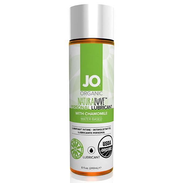 System JO - Organic NaturaLove Lubricant 240 ml