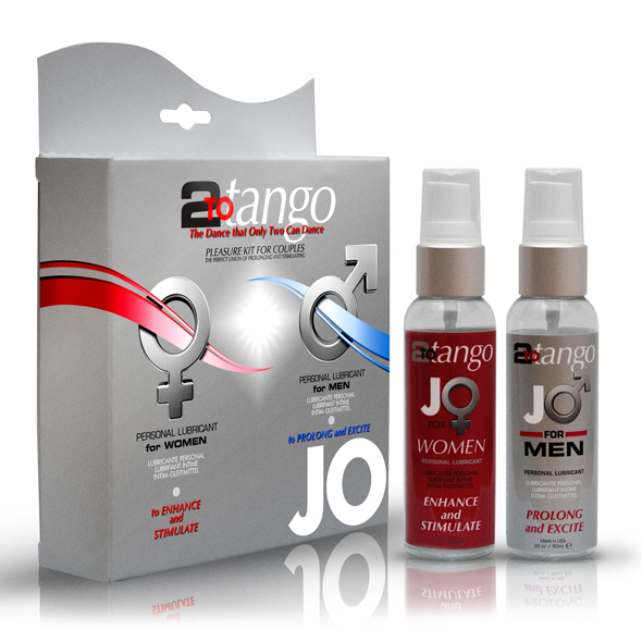 System JO - 2-To-Tango Couples Kit