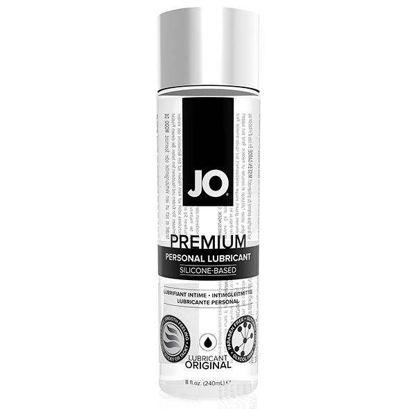 System JO - Premium Silicone Lubricant 240 ml