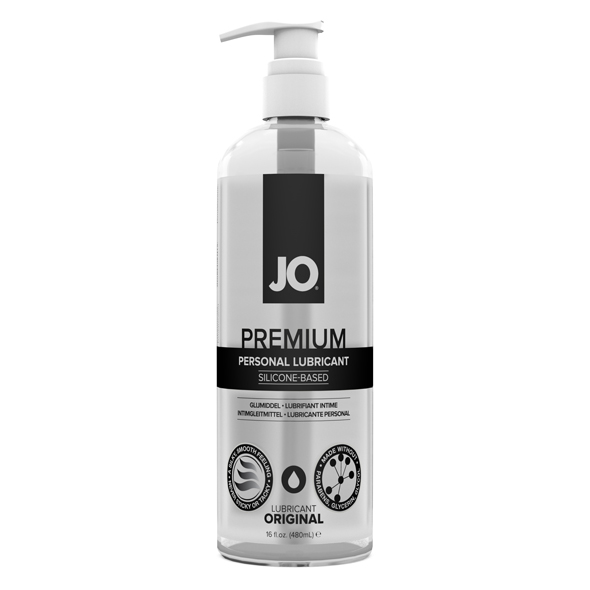 System JO - Premium Silicone Lubricant 480 ml