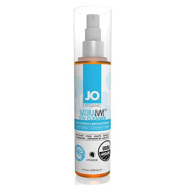 System JO - Organic Toy Cleaner 120 ml