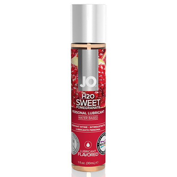 System JO - H2O Lubricant Pomegranate 30 ml