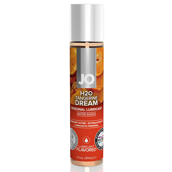 System JO - H2O Lubricant Tangerine 30 ml