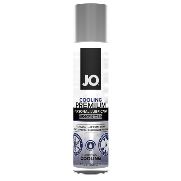 System JO - Silicone Lubricant Cool 30 ml