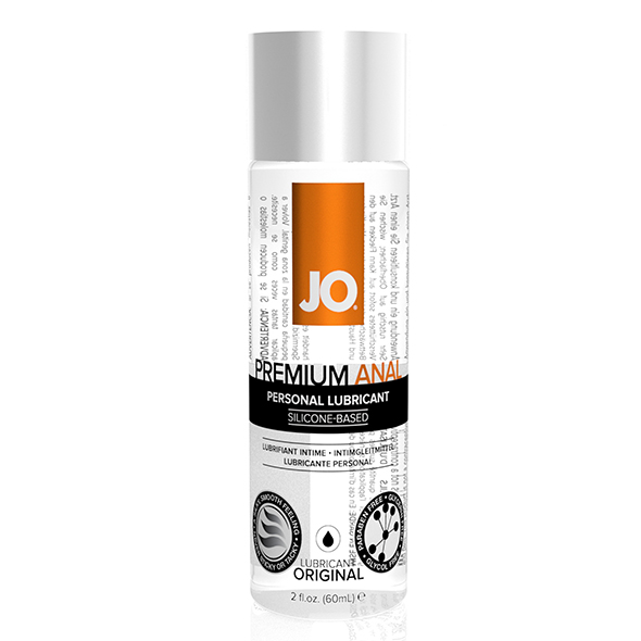 System JO - Premium Anal Silicone Lubricant 60 ml