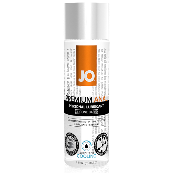 System JO - Premium Anal Silicone Lubricant Cool 60 ml