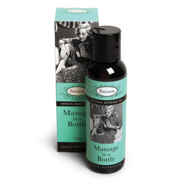 Swoon - Massage in a Bottle Massage Oil