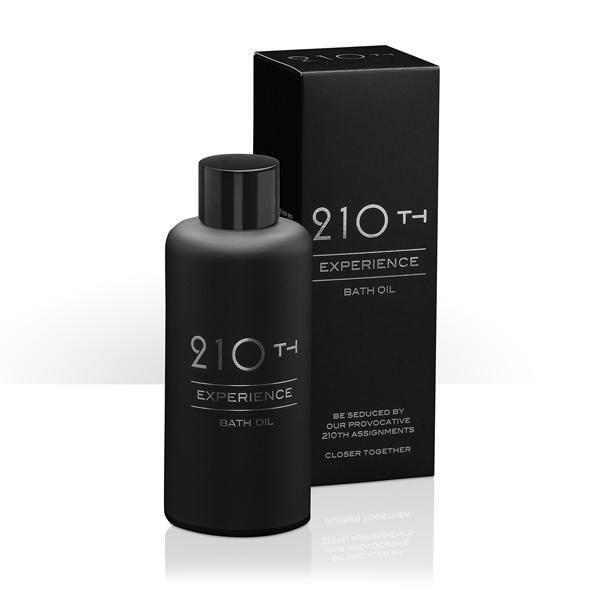 210th - Bath Oil
