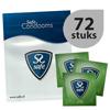 Gå til produktet Safe - Caring Condoms Aloe Vera 72 pcs