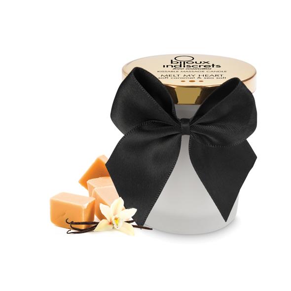 Bijoux Cosmetiques - Massage Candle Soft Caramel