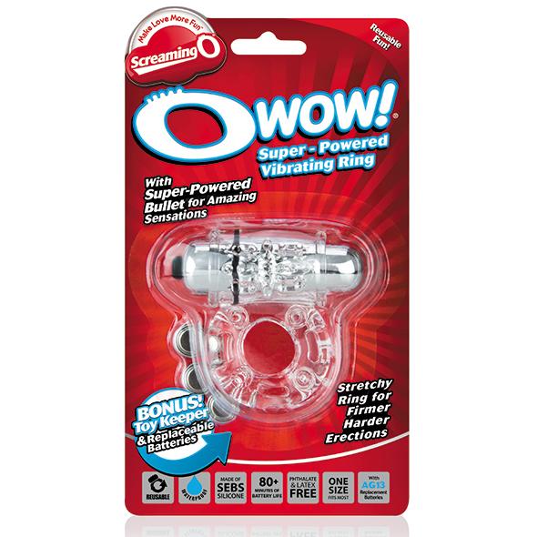 The Screaming O - Owow Clear
