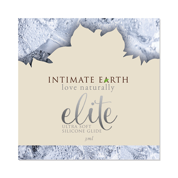 Intimate Earth - Elite Silicone Glide Foil 3 ml
