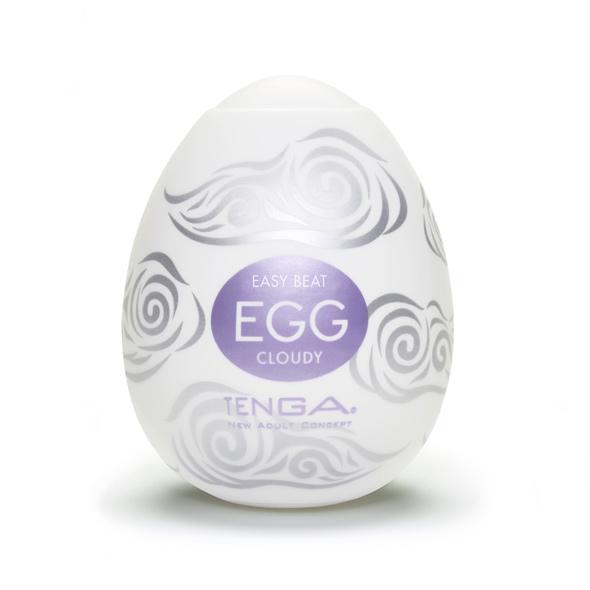Tenga - Egg Cloudy (1 Piece)