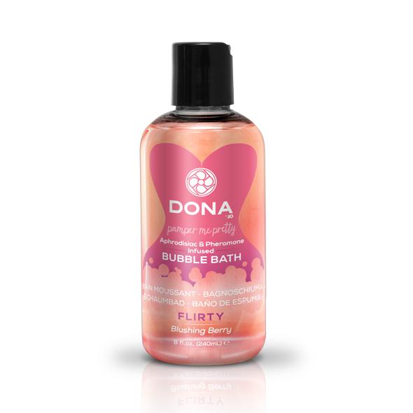 Dona - Bubble Bath Blushing Berry 250 ml