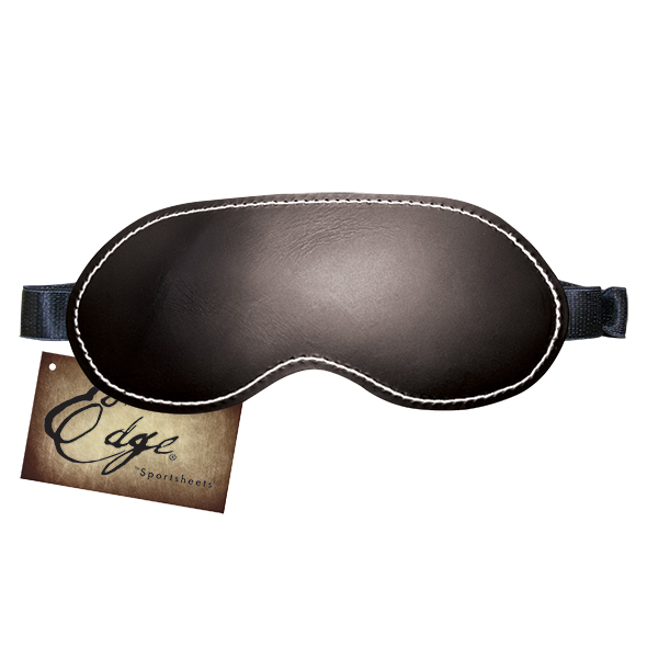 Sportsheets - Edge Leather Blindfold