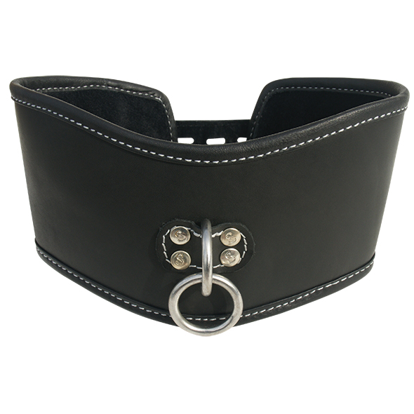 Sportsheets - Edge Soft Leather Posture Collar