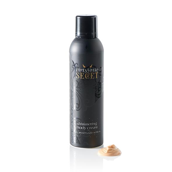 Dirty Little Secret - Shimmering Body Cream 200 ml