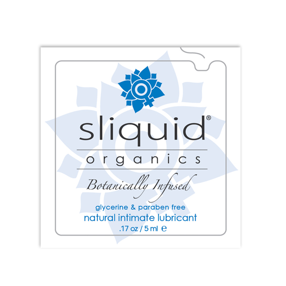 Sliquid - Organics Natural Lubricant Pillow 5 ml