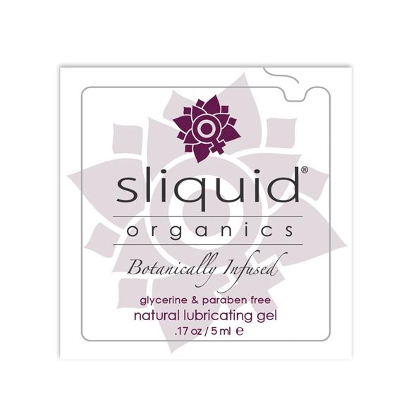 Sliquid - Organics Natural Gel Pillow 5 ml