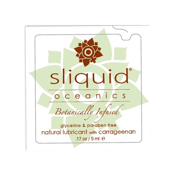 Sliquid - Organics Oceanics Lubricant Pillow 5 ml