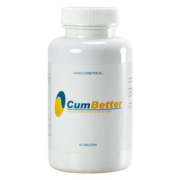 Cumbetter Better Sperm 60 Tabs