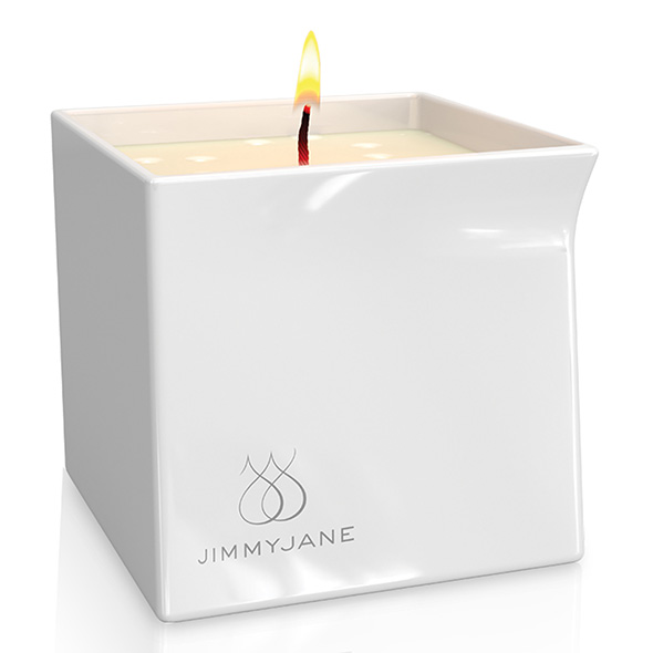 Jimmyjane - Afterglow Massage Candle Berry Blossom
