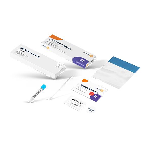Testalize - Sti Heim Test Oral