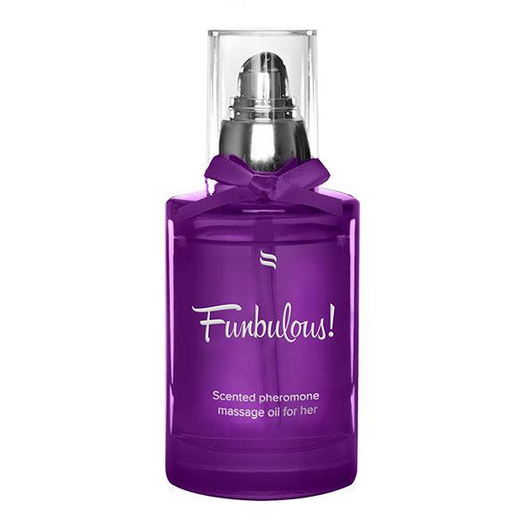 Obsessive - Scented Pheromone Massage Oil for Her Fun 100 ml