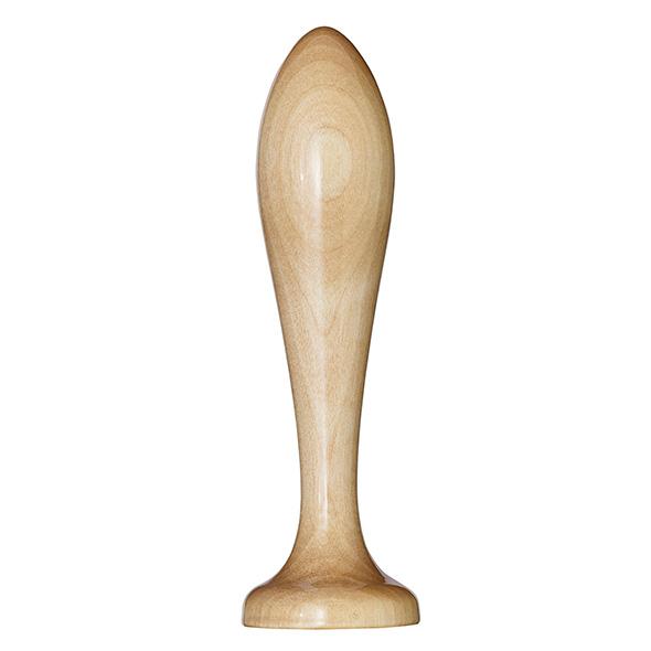 Teatiamo - Wooden Anal Plug Birch Small